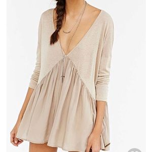 Kimchi Blue Taupe Top